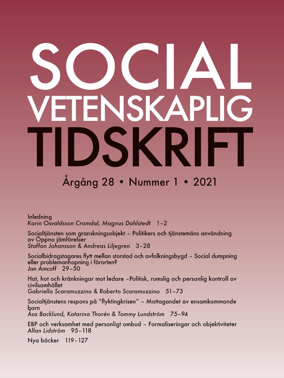 Visa Vol 28 Nr 1 (2021): Vol 28 Nr 1 (2021)